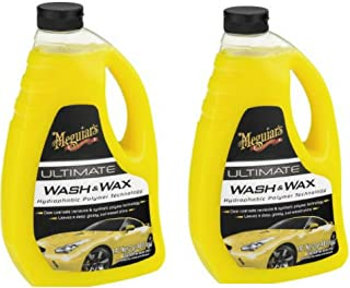 Meguiars G17748 48 Oz Ultimate Wash & Wax (Pack of 2)