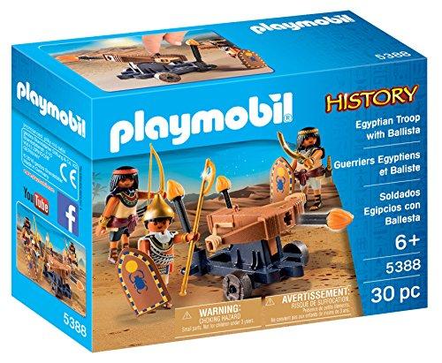 Playmobil Romanos y Egipcios Playset Miscelanea