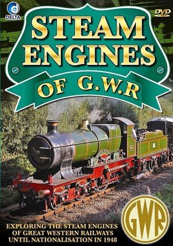 Steam Engines Of G.W.R [Edizione: Regno Unito] [Edizione: Regno Unito]
