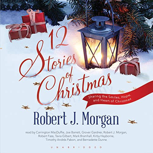 Page de couverture de 12 Stories of Christmas