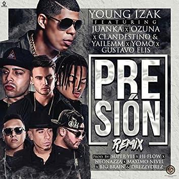 Presión Remix (feat. Ozuna, Juanka, Gustavo Elis, Yomo & Clandestino & Yailemm)