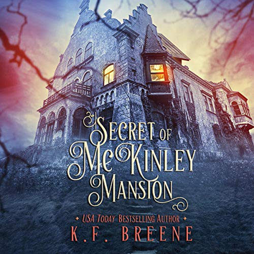 Secret of McKinley Mansion  By  cover art