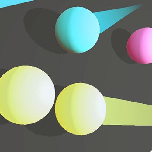 Color Balls merging simulator