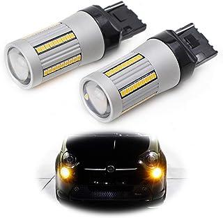 White High Power 10W CREE Q5 XP-E 7440 7444 T20 LED Reverse Back up Light Bulbs