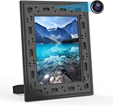 Spy Camera Hidden WiFi Photo Frame 1080P Hidden Security Camera Night Vision and Motion..