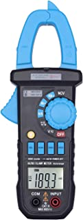 BSIDE ACM03 Plus digital clamp meter multimeter auto-ranging AC ・ DC voltage and current / resistance / frequency / capaci...
