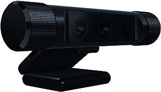 Razer 雷蛇Stargazer深度感应高清网络摄像头 1080P 30张/每秒 & 720P 60张/每秒- Windows Hello兼容 - 动态背景移除 – 需要USB 3.0