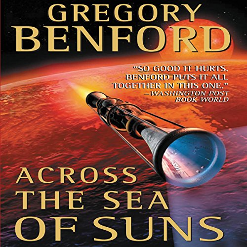 Across the Sea of Suns cover art