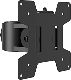 WALI VESA Mounting Plate for WALI Monitor Mounting System, VESA Compatible 75x75mm and 100x100mm (VES01), Black