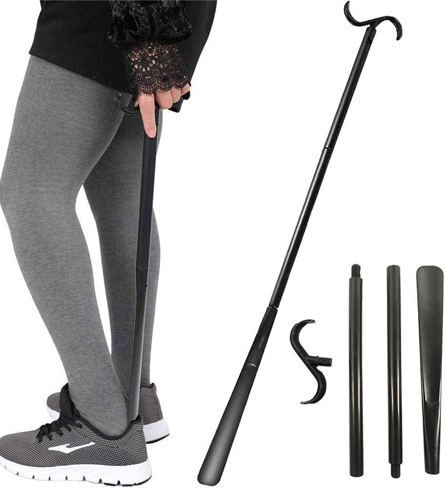 Shoe Product horn Long handle online shop for Seniors Dressing Bu Stick - 33.5