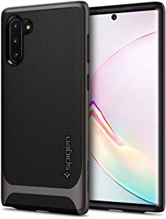 Capa Galaxy Note 10 Spigen Neo Hybrid (Gunmetal)