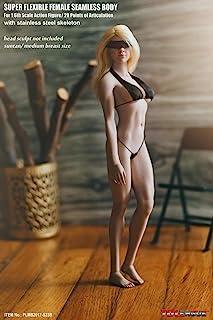 OBEST S23B 1/6 Figure Super-Flexible Female Seamless Doll Body