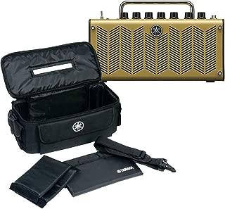Yamaha THR5A 10-Watt Modeling Combo Acoustic Stereo Amp with Cubase AI Software and Yamaha THR Gig Bag