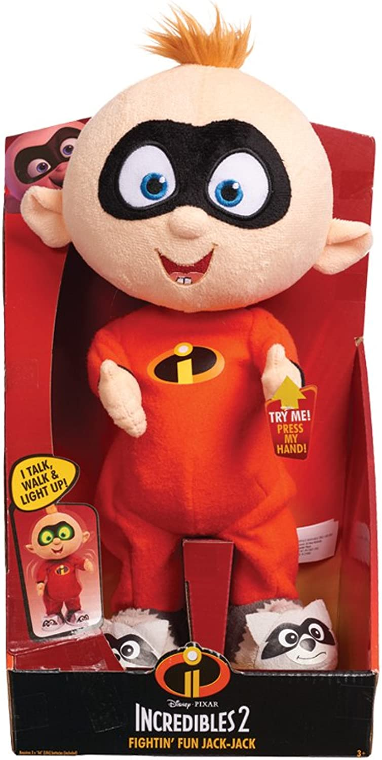 Just Play The Incredibles Jack Jack Feature 15  Plush