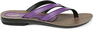 PARAGON SOLEA Women's Purple Flip-Flops