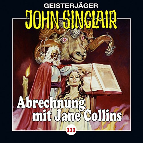 Abrechnung mit Jane Collins audiobook cover art