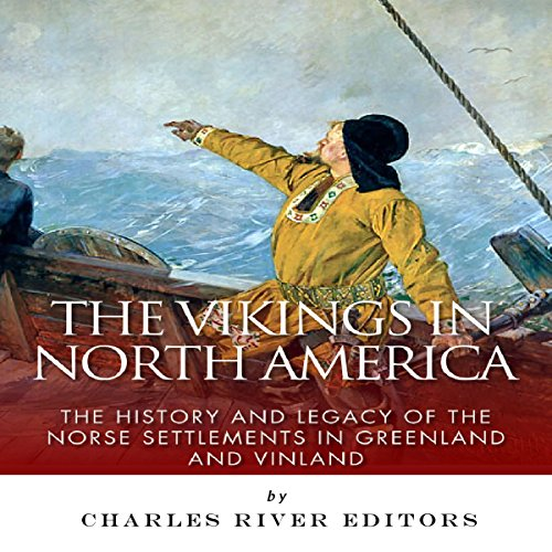 The Vikings in North America audiobook cover art