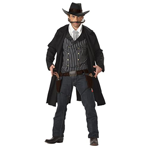 ADULTS COWBOY COWGIRL COSTUMES BANDIT WILD WESTERN MENS LADIES FANCY DRESS