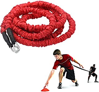 YNXing Dynamic Resistance Trainer Acceleration Speed Elastic Cord for Resistance Training to Improve Strength, Power, and Agility