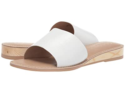 Matisse Tiki (White Leather) Women