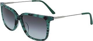Calvin Klein Women's Sunglasses BLUE 55 mm CK19702S