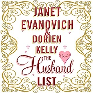 The Husband List audiobook cover art