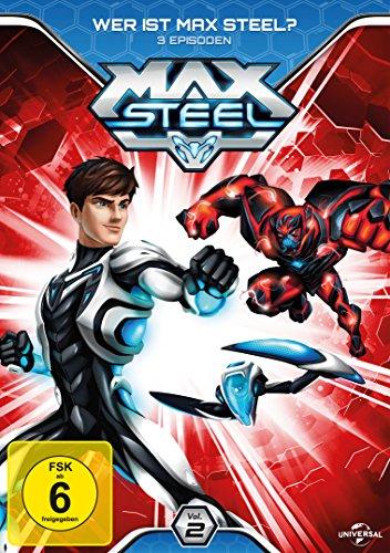 Max Steel, Vol. 2 - Wer ist Max Steel