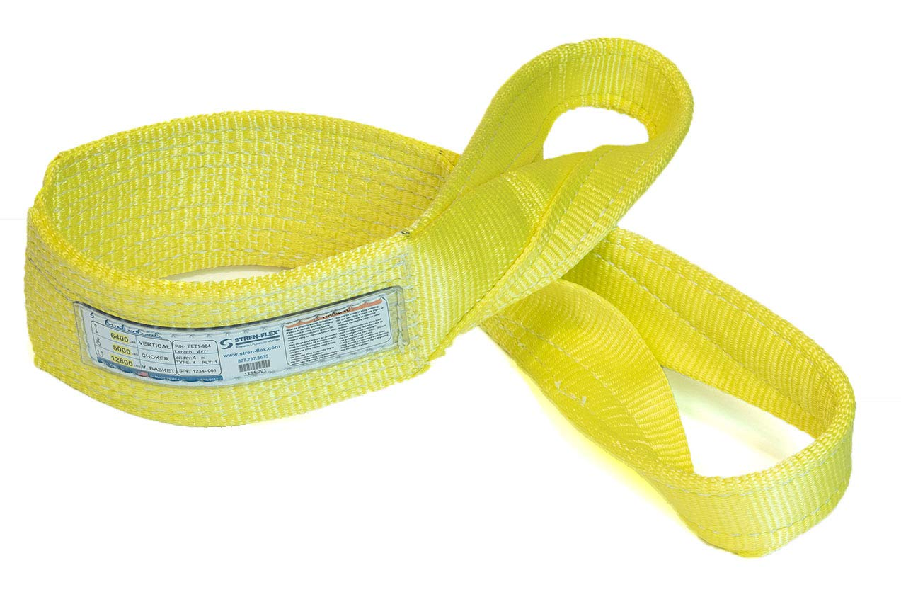 Stren-Flex - Made in USA Low price 08 Free shipping on posting reviews Eye ft Nylon Sli Web Twisted