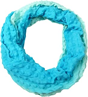 bubble crochet scarf