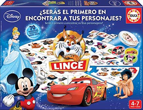 Educa Borrás Lince Edición Disney