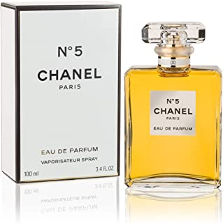 CHàNèl No.5 For Women Eau de Parfum Spray 3.4 OZ./ 100 ml.