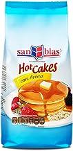 San Blas Harina Preparada para Hot Cakes con Avena, 1 Kg