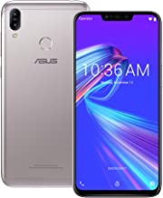 ASUS ZenFone Max (M2) (ZB633KL) 3GB / 32GB 6.3-inches LTE Dual SIM Factory Unlocked - International Stock No Warranty (Meteor Silver)