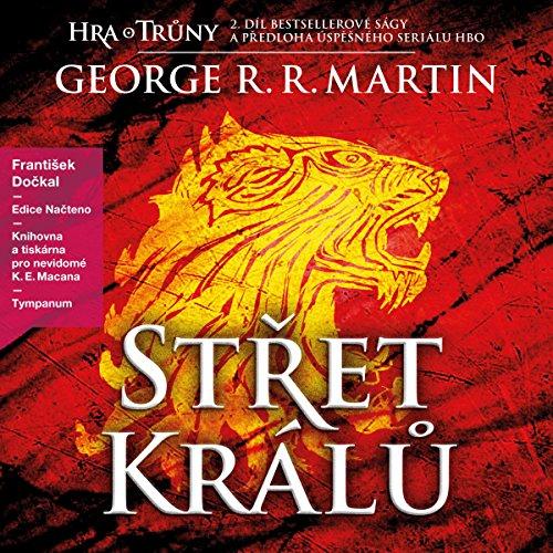 Střet králů audiobook cover art