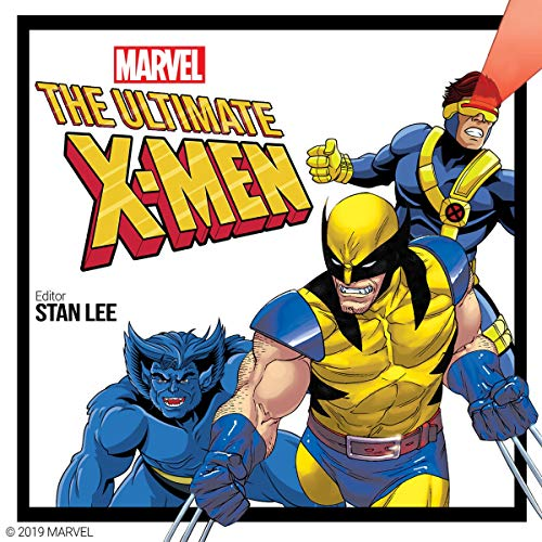 Couverture de The Ultimate X-Men