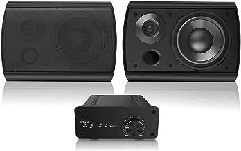 Best outdoor stereo speaker system Reviews