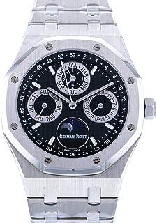 オーデマ・ピゲ AUDEMARS PIGUET ロイヤルオーク パーペチュアルカレンダー 26597PT.OO.1220PT.01 中古 腕時計 メンズ (W179237)