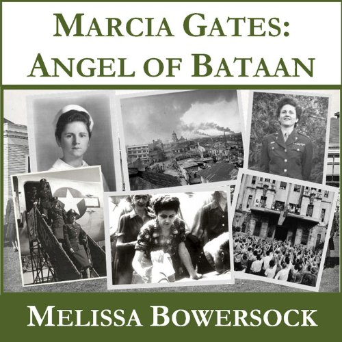 Marcia Gates audiobook cover art