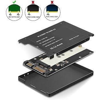 ELUTENG NGFF SSD Adaptador m.2 a 2.5