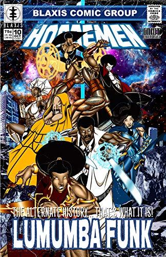 Lumumba Funk (The Horsemen Book 5) (English Edition)