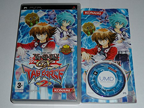 KONAMI YU-GI-OH! GX TAG FORCE 2 PSP