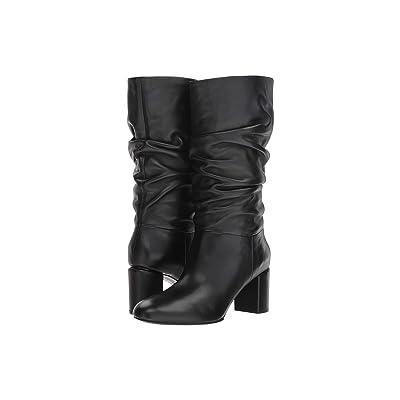Via Spiga Naren (Black Leather) Women