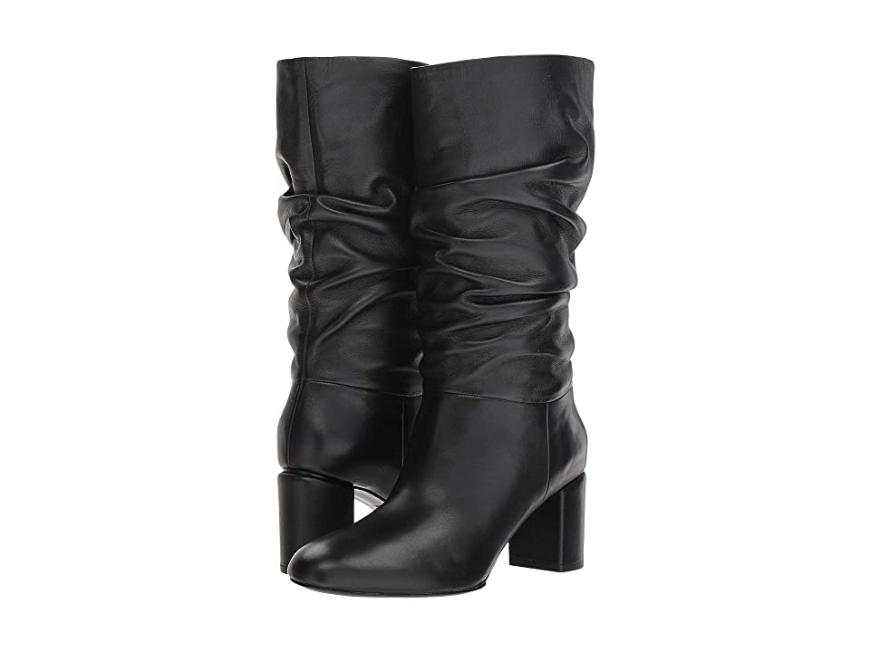 Via Spiga Naren (Black Leather) Women