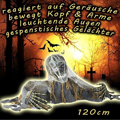 Esqueleto zombie animado Ambientación Halloween Grim Reaper Complemento noche de brujas animado Figura de jardín ángel del la muerte Ornamentación ambiental cadáver Figurita para fiesta de terror
