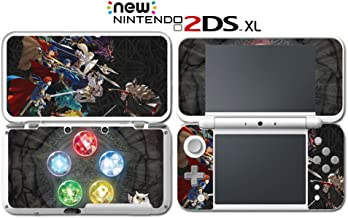Fire Emblem Warriors Musou RPG Chrom Video Game Vinyl Decal Skin Sticker Cover for Nintendo New 2DS XL System Console