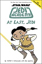 At Last, Jedi (Star Wars: Jedi Academy #9)