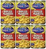 Margaret Holmes 6 Piece Cajun Style Boiled Peanuts, 5.95 Pound