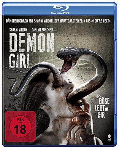 Demon Girl [Blu-ray]
