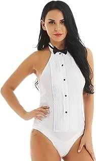 Best womens tuxedo shirt dress Reviews