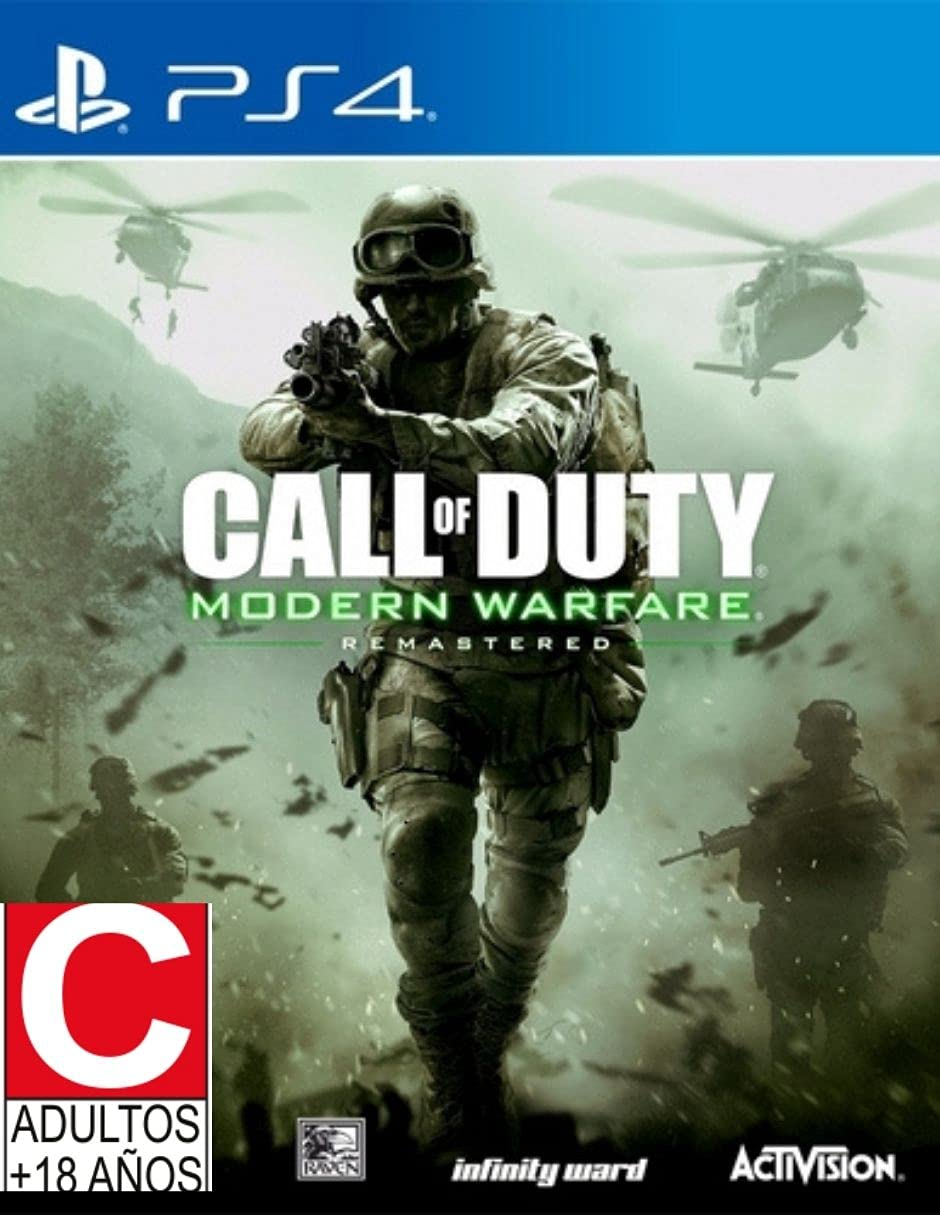 Discount mail order Call of Duty: Modern Warfare - PlayStation Remastered 4 Free shipping on posting reviews